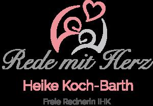 Rede mit Herz - Ihre freie Rednerin Heike Koch-Barth