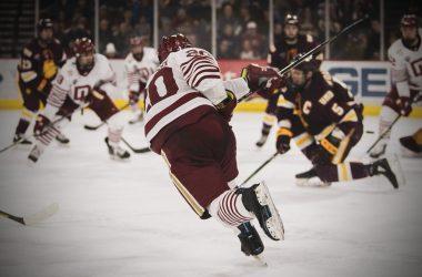 Eishockey Logan Weaver
